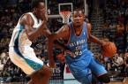 Kevin Durant vs Hornets