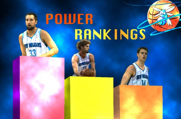 Rankings Week 6