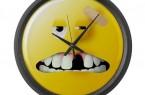 Hurt Clock