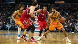 Greivis Vasquez P&R Rockets