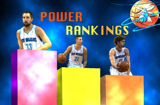 Rankings Wk 12