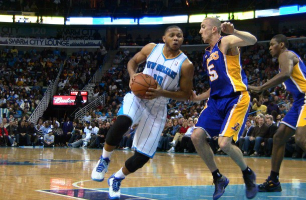 Eric Gordon Lakers