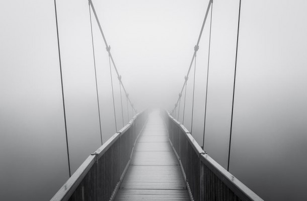 grandfather-mountain-heavy-fog-bridge-to-nowhere-dave-allen