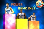 Rankings Week 20