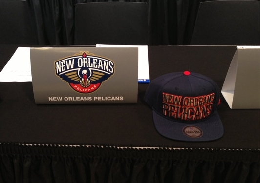 Pelicans Draft Hat