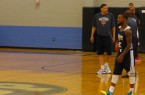 Pierre Jackson First Practice