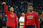 Anthony Davis Ryan Anderson
