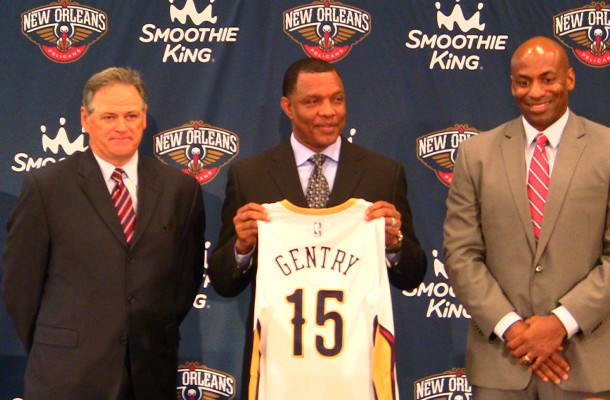 micky Loomis Alvin Gentry Dell Demps