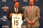 Alvin Gentry Dell Demps