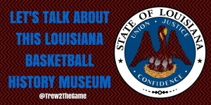 LET'S TALK ABOUT THIS LOUISIANA BASKETBALL